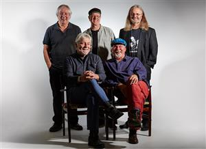 THE FAIRPORT CONVENTION + THE 4 OF US