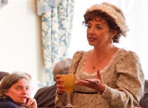 Acting Masterclass with Karen Eterovich