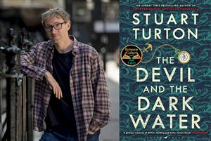Stuart Turton: The Devil & The Dark Water
