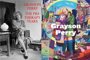 Grayson Perry: National Treasure with Jacky Klein and Chris Stephens