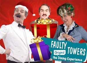 Faulty Towers – The Christmas Dining Experience