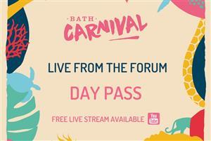 Bath Carnival 2021: Day Pass