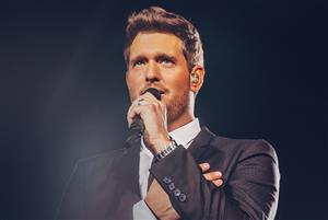 AN EVENING WITH MICHAEL BUBLÉ AT BATH ROYAL CRESCENT