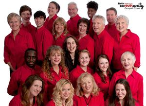 Bath Community Gospel Choir …building dreams!