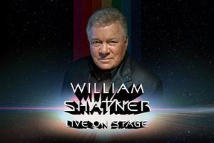 William Shatner – Live on Stage