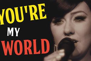 You're My World – Musical Celebration of Cilla Black
