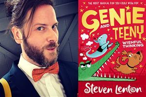 C2 Genie & Teeny with Steven Lenton