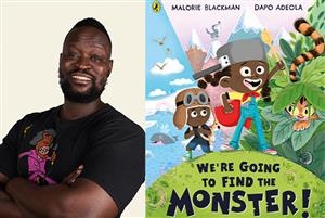 J8 We're Going to Find the Monster with Dapo Adeola