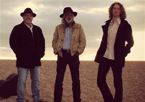 Alan West, Steve Black & Adam Sweet – A Night of Acoustic Americana