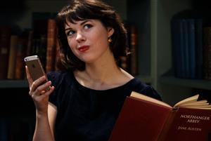 Almost Austen: by Louise Geller
