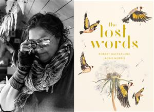 C9 The Lost Words with Jackie Morris