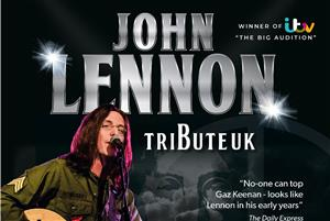 John Lennon UK presents 'Lennon Retrospective'