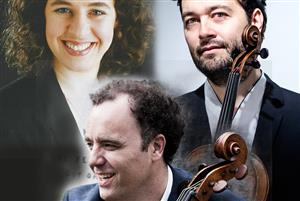 MF7 String Trio – Stephanie Gonley, Lawrence Power, Adrian Brendel