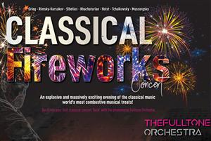 Classical Fireworks – THE FULLTONE ORCHESTRA