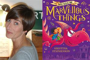 B14 Museum of Marvellous Things with Kristina Stephenson