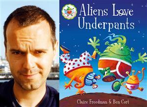 C14 Aliens Love Underpants!