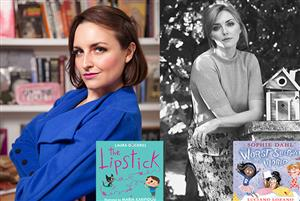 K3 Mess, Mayhem and Mischief with Sophie Dahl and Laura Dockrill