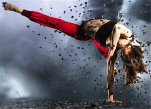 The Storm – James Wilton Dance