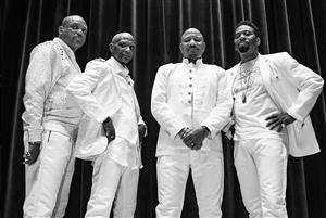 The Stylistics + Support