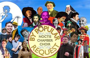 By Popular Request – An evening with Noctis Chamber Choir