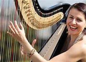 Jazz at the Vaults – Alina Bzhezhinska (harp)