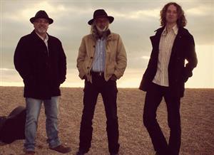 Alan West, Steve Black & Adam Sweet – An evening of acoustic Americana