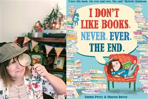 F1 I Don't Like Books with Emma Perry
