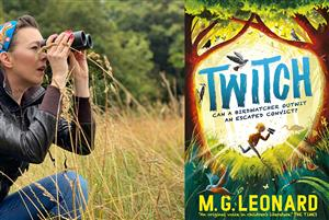 B2 Twitch and the Magnificent World of Birds with M. G. Leonard