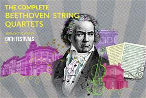 BHB The Complete Beethoven String Quartets performed by Carducci String Quartet