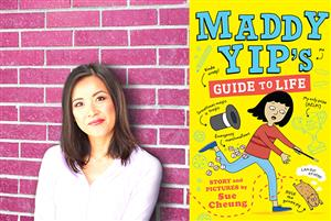 B12 Sue Cheung: Create Your Own Comic Guide to Life