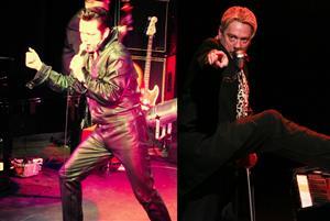 Elvis vs Jerry Lee Lewis