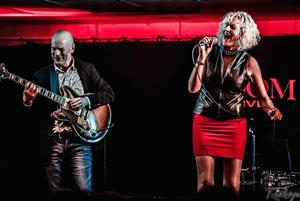Jazz at the Vaults – Zoe Scwharz and Rob Koral