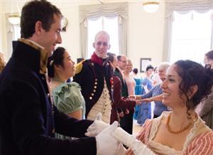 'As Danced by Royalty in 1819' – Regency Dance Workshop