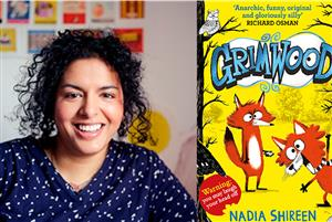 K1 The Weird and Wonderful Grimwood with Nadia Shireen