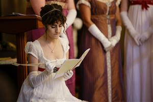 At Jane Austen's Ball