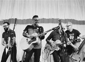 B19 Mark Kermode and The Dodge Brothers
