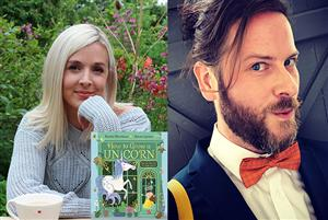 B4 How to Grow a Unicorn with Rachel Morrisroe and Steven Lenton