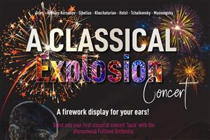Classical Explosion – THE FULLTONE ORCHESTRA