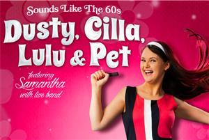 Dusty, Cilla, Lulu & Pet