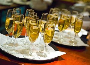 MF16A Champagne Reception
