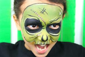 Halloween Face & Body Painting