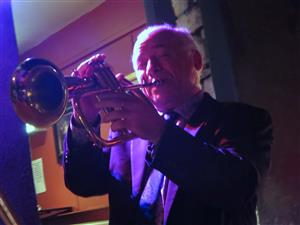 Jazz at the Vaults – Enrico Tomasso (trumpet)