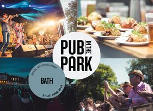 Pub in the Park – Texas + Support