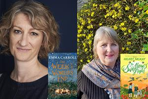 C4 Storytelling that brings history to life with Hilary McKay and Emma Carroll