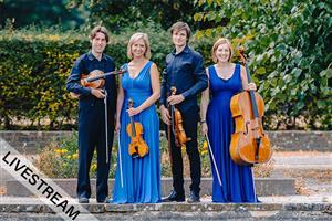 MF6 Sacconi Quartet – LIVESTREAM