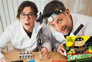 A1 Schools Event: Supertato and Friends with Sue Hendra and Paul Linnet