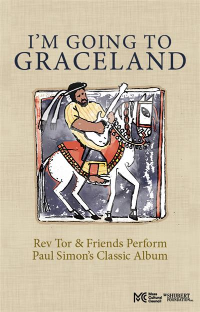 I'm Going to Graceland: Rev Tor & Friends Perform Paul Simon's Classic Album