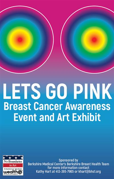 Let's Go Pink Art Show Opening Reception
