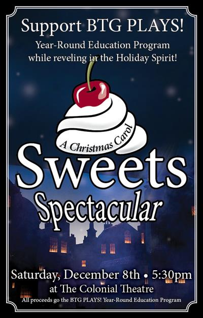 A Christmas Carol Sweets Spectacular