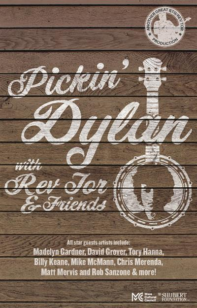 Pickin' Dylan with Rev Tor & Friends